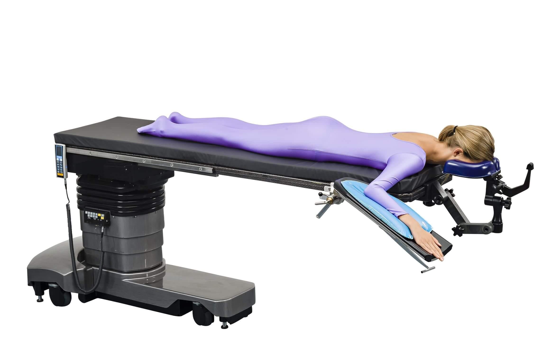 Рентген на операционном столе