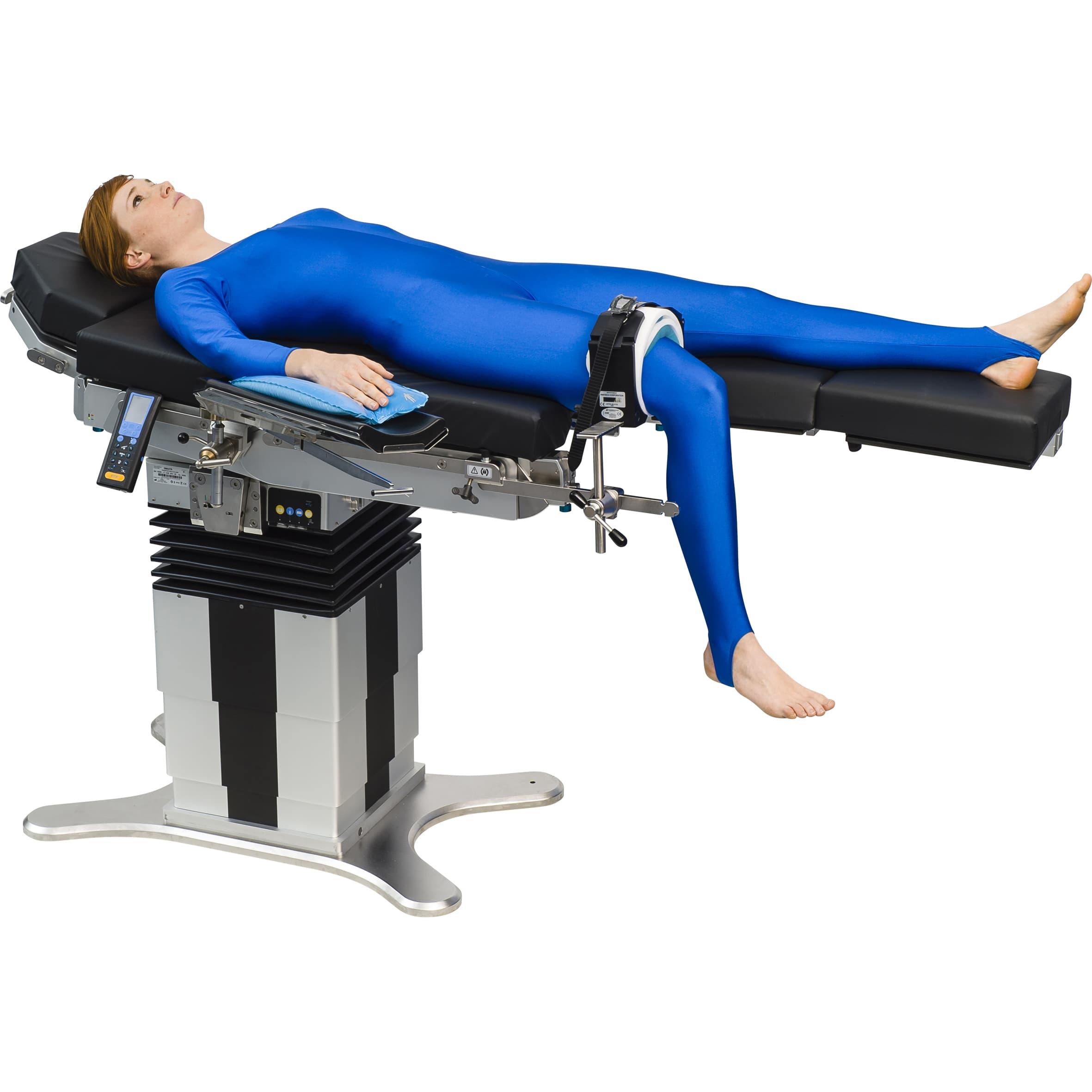 Операционный стол для ортроскопии колена