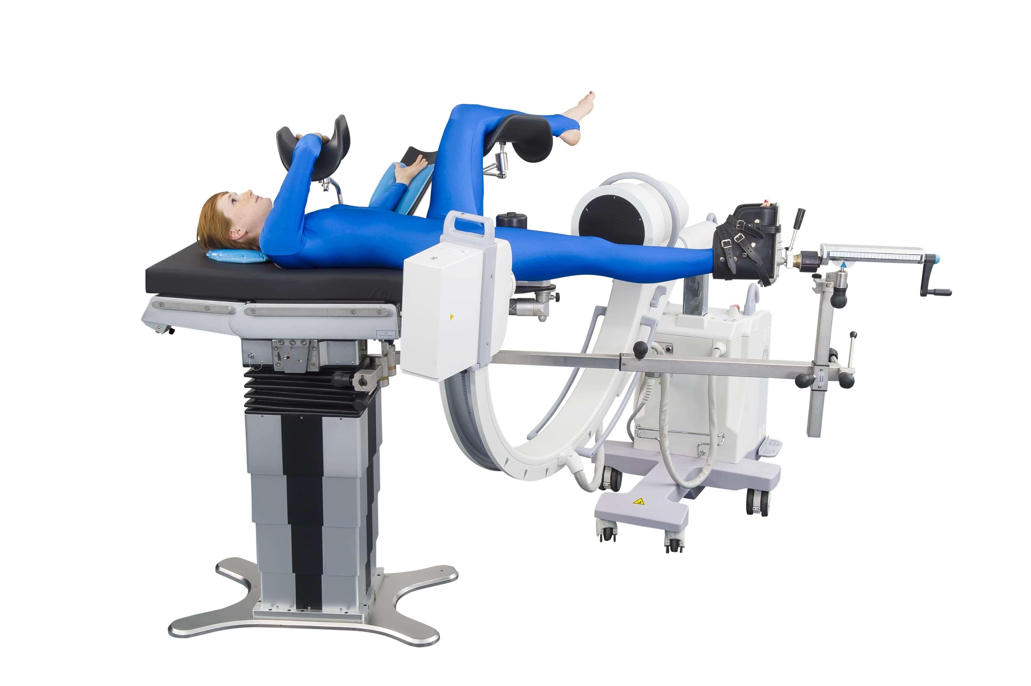 Операционный стол для операции на бедре2