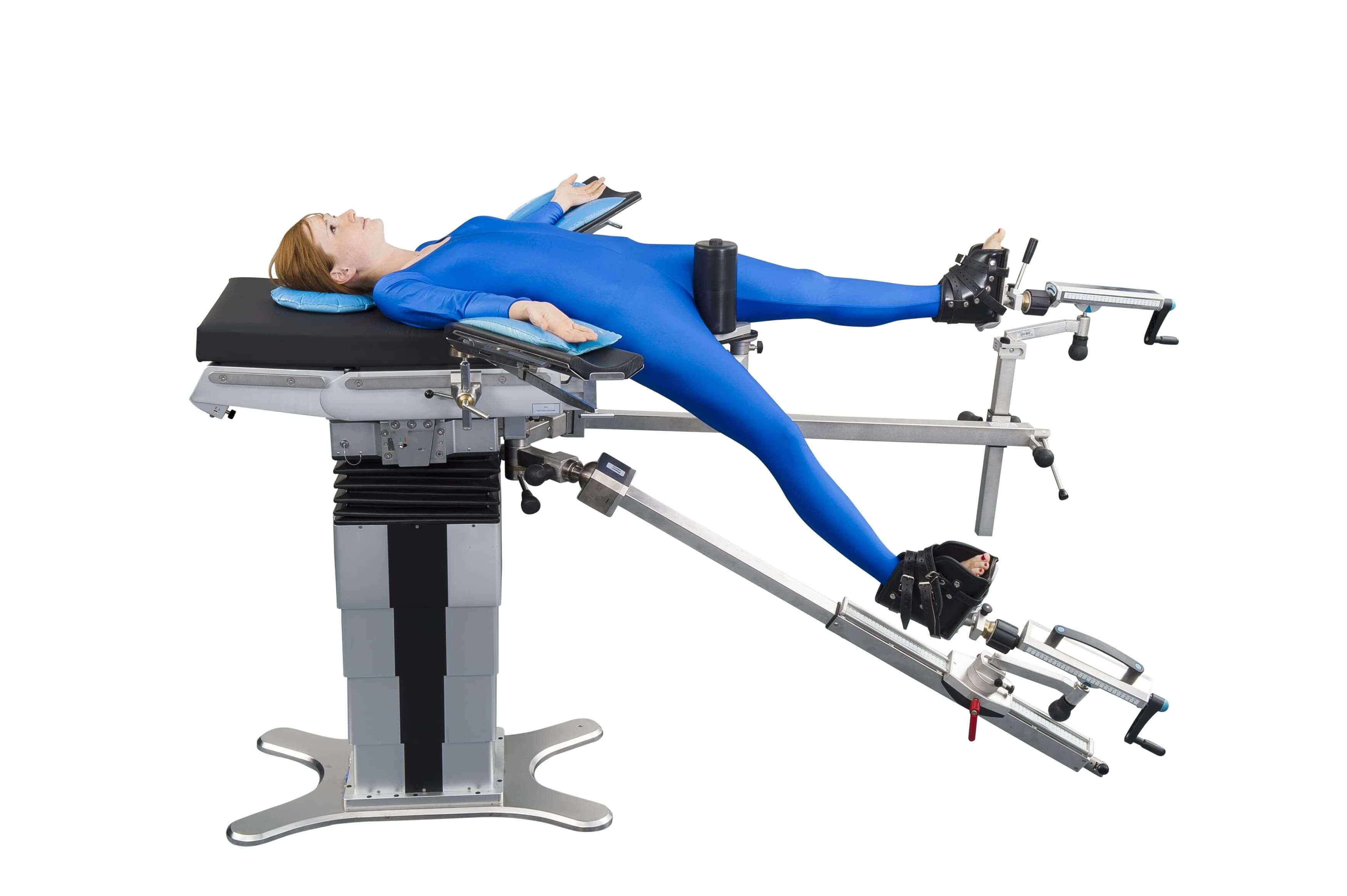 Операционный стол для операции на бедре3
