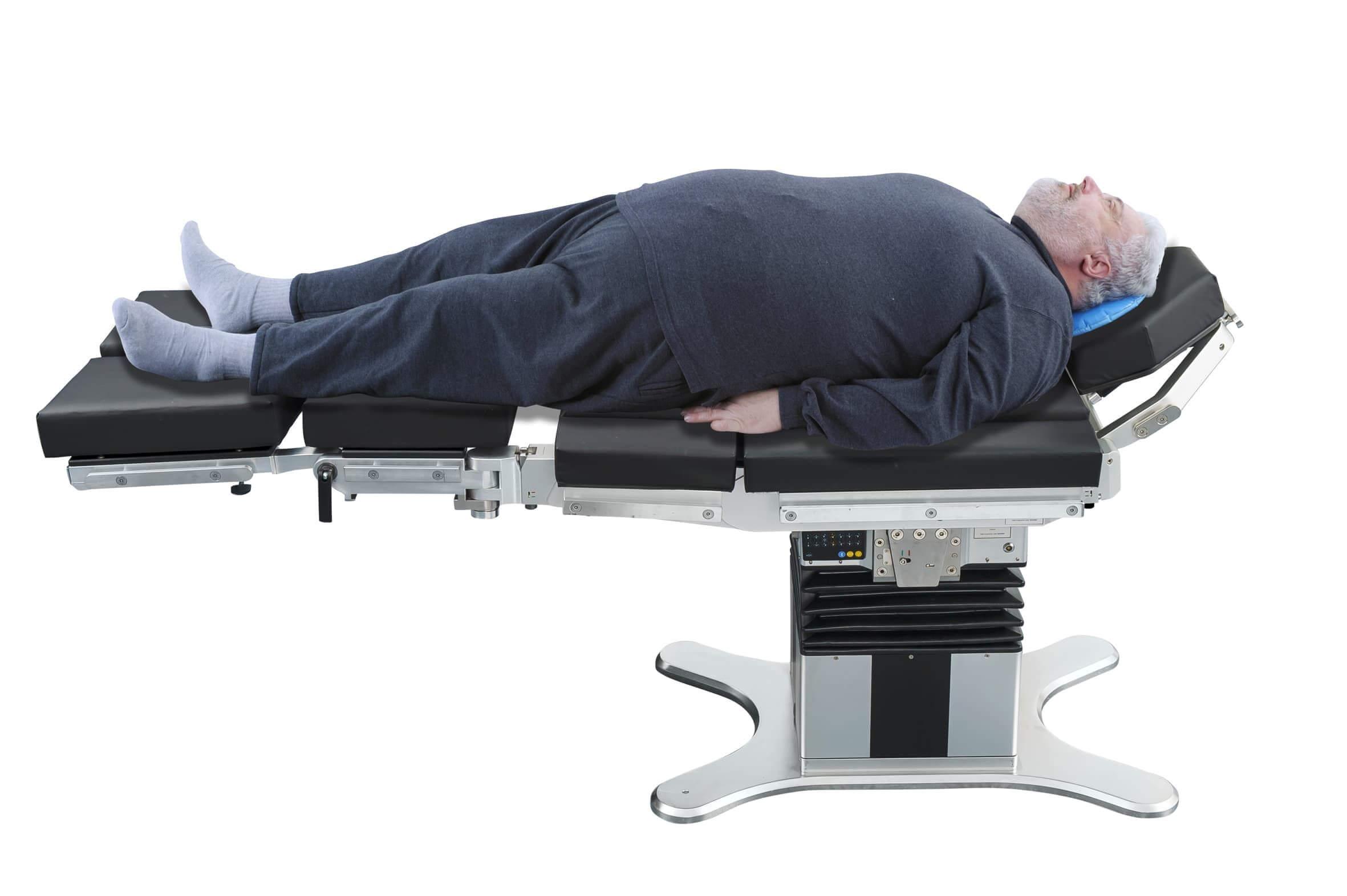 Операционный стол Бариатрические положения
