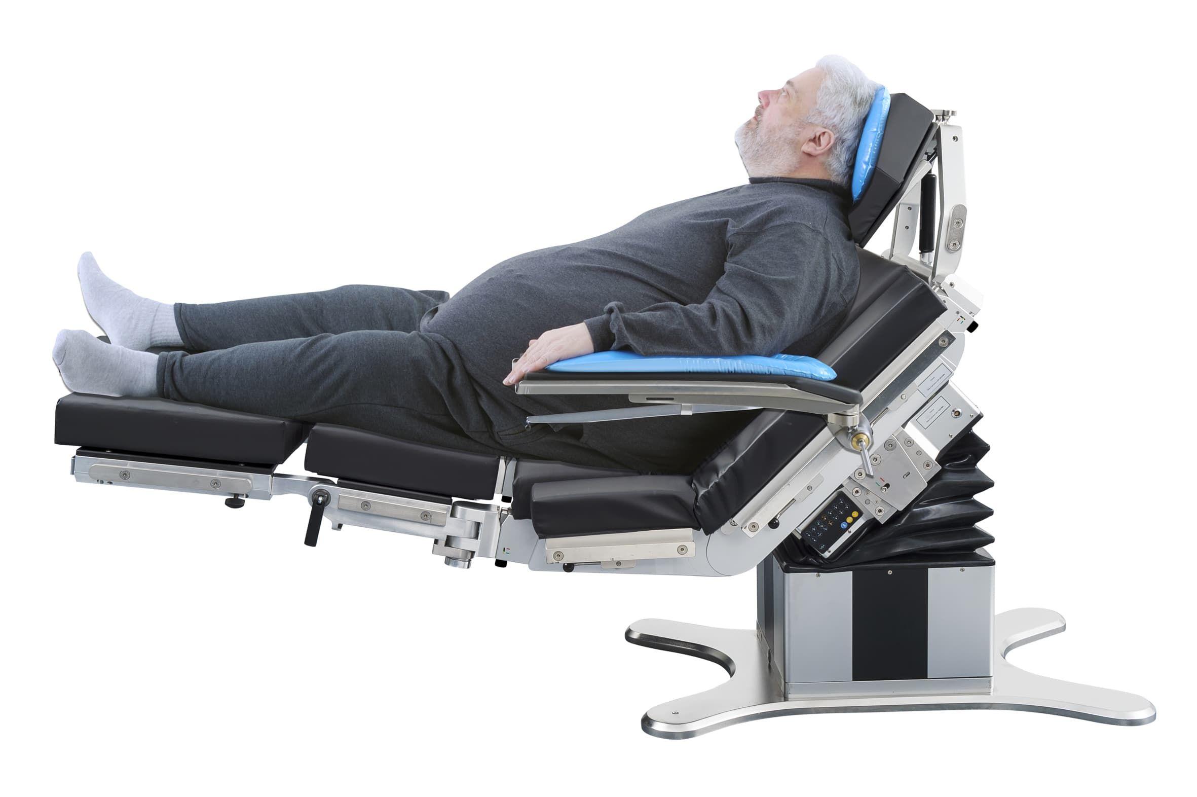 Операционный стол для бариатрии