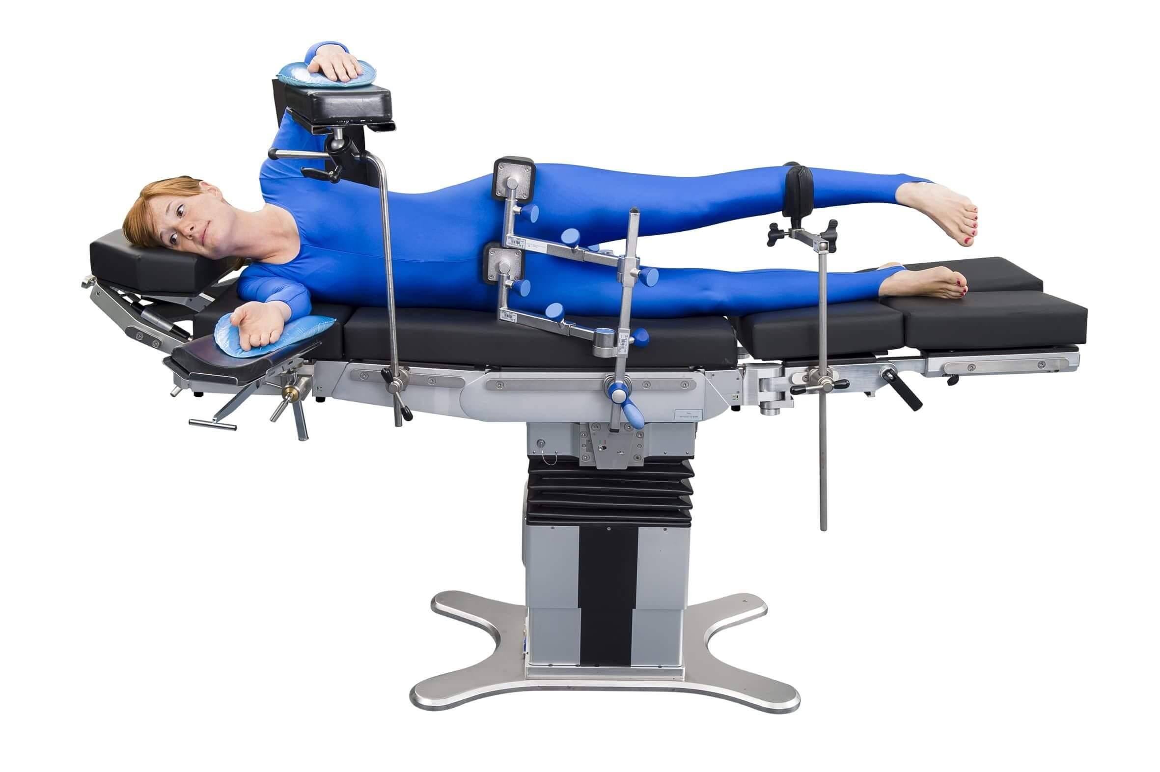 Операционный стол для ортопедии